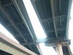 Bbridge deck waterproofing